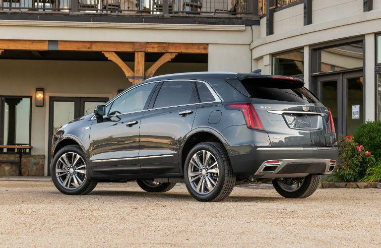 2020 Cadillac XT5 parked