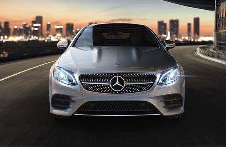 2020 Mercedes-Benz E 450 Coupe exterior front