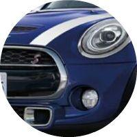 2020 MINI Cooper headlight