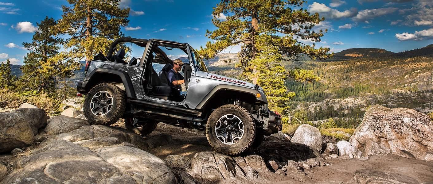 2017 Jeep Wrangler near Salinas CA