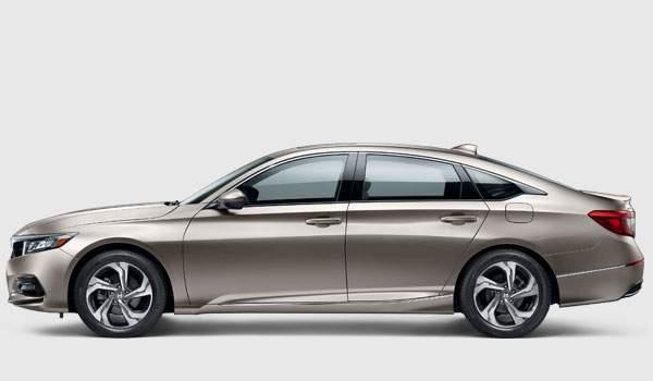 2018 Honda Accord Trims