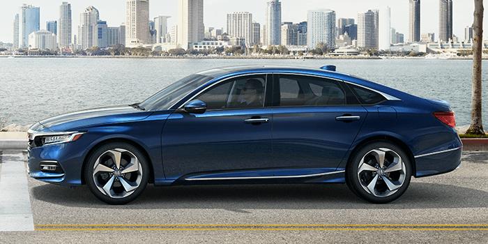 2018 Honda Accord Research
