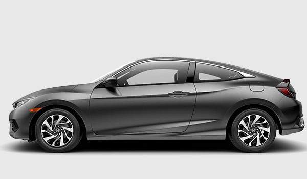 2018 honda civic coupe configurations. Black Bedroom Furniture Sets. Home Design Ideas