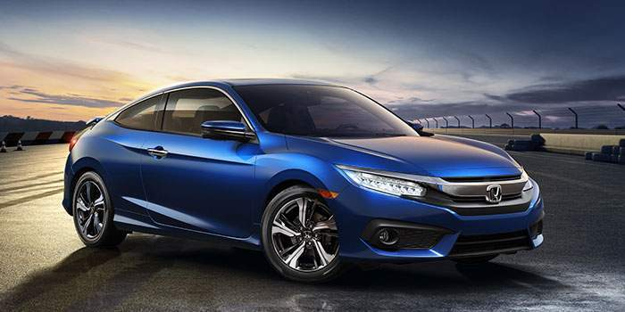 2018 Honda Civic Coupe Research