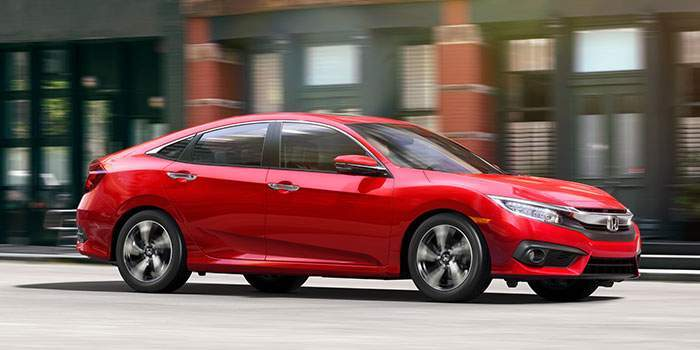 2018 Honda Civic Sedan Research