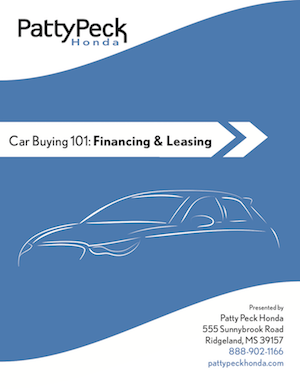 Buying a Car 101 PDF Guide