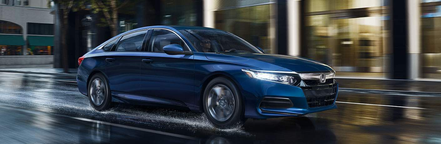 Honda Accord 2018 Trim Levels