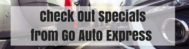 nearly new used car specials go auto express edmonton