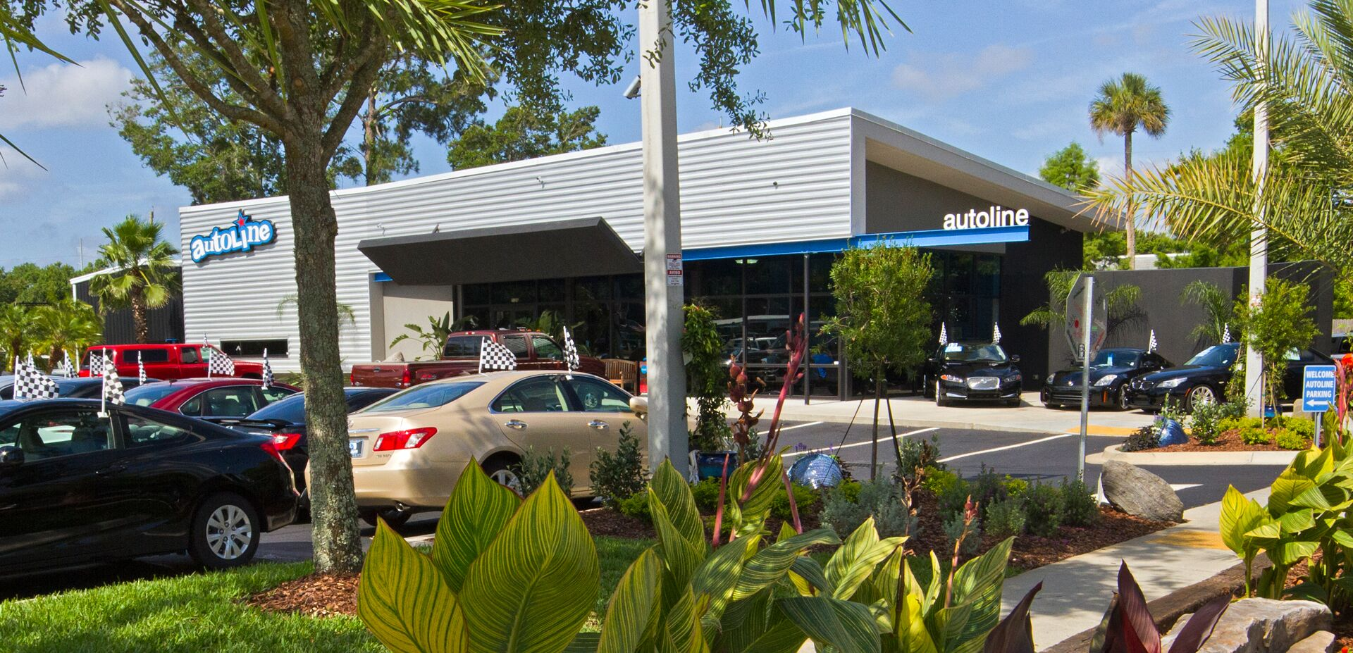 About Autoline Preowned