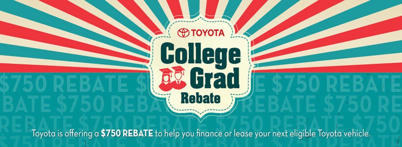 Graduate Rebate
