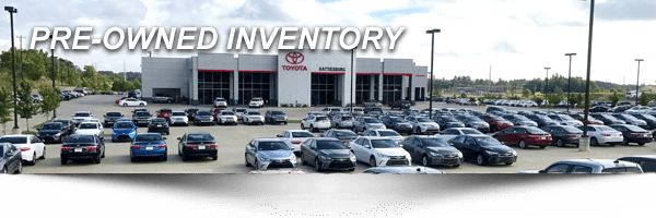 Toyota Of Hattiesburg >> Toyota Of Hattiesburg Inventory