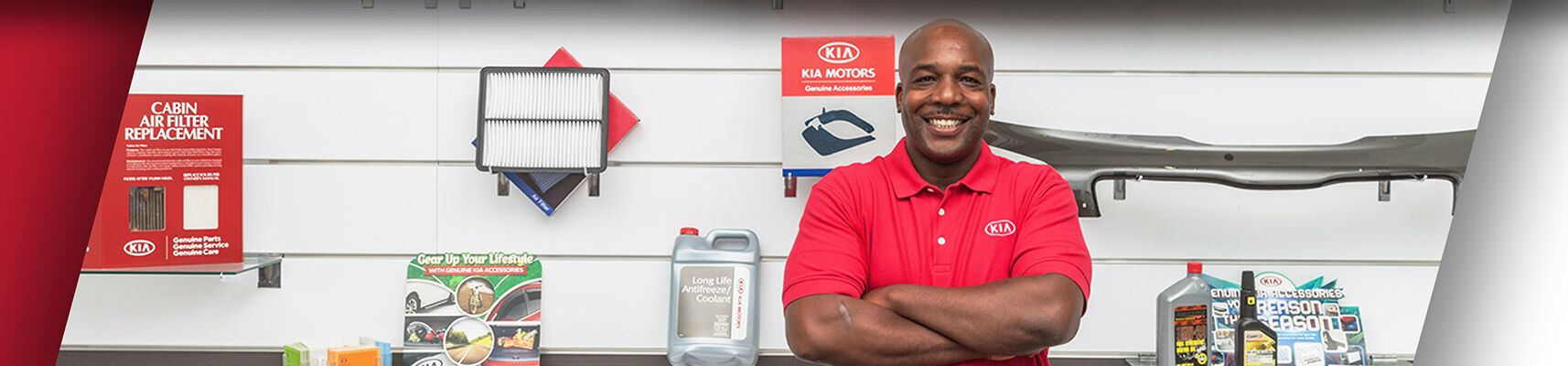 Kia Service Staff in Crystal River, FL