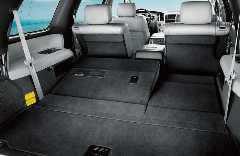 2017 Toyota Sequoia interior features