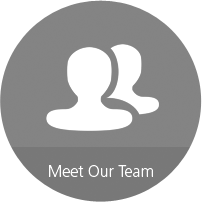 red meet out team icon
