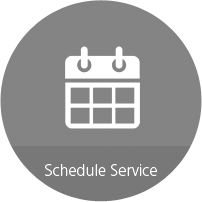 red schedule service icon