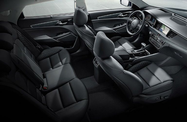 2019 Kia Cadenza passenger seats