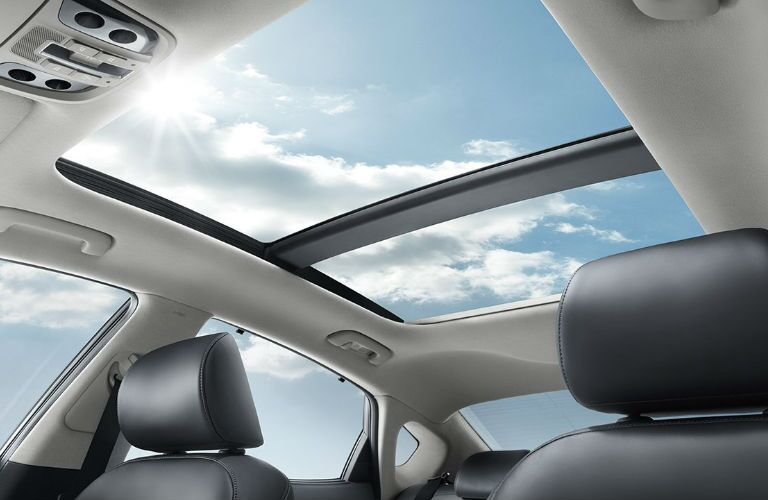 2019 Kia Cadenza sunroof