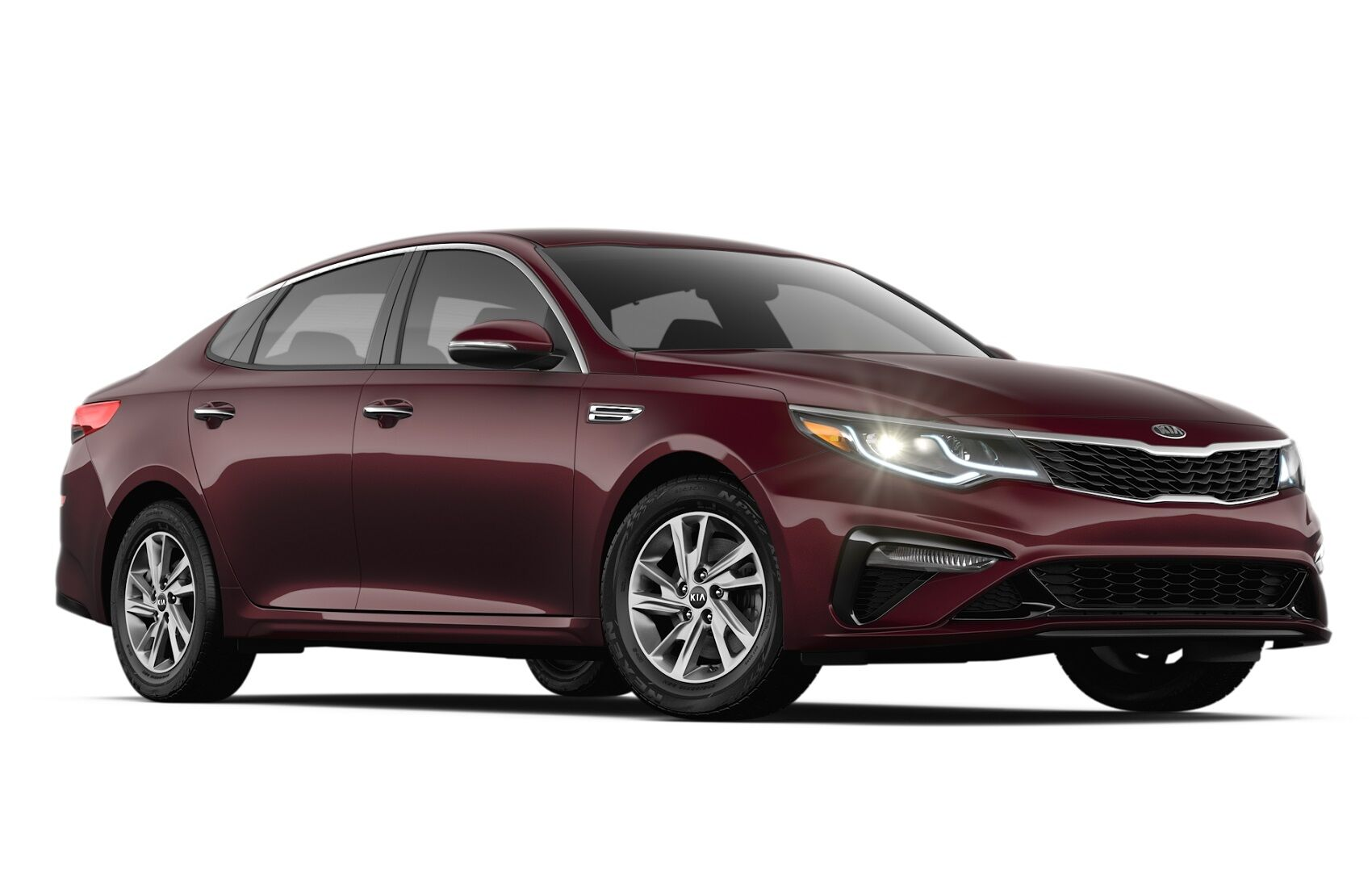 2019 Kia Optima Safety Options