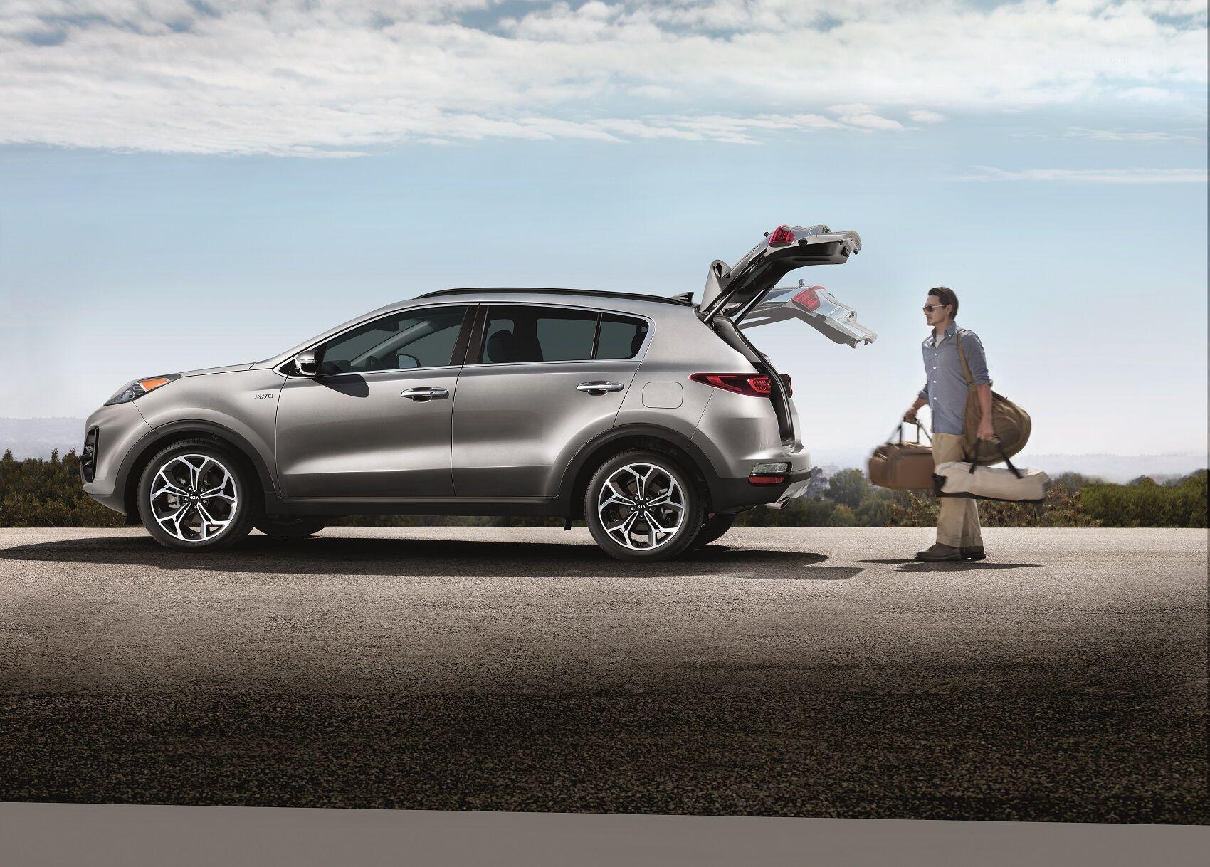 2020 Kia Sportage Safety Features