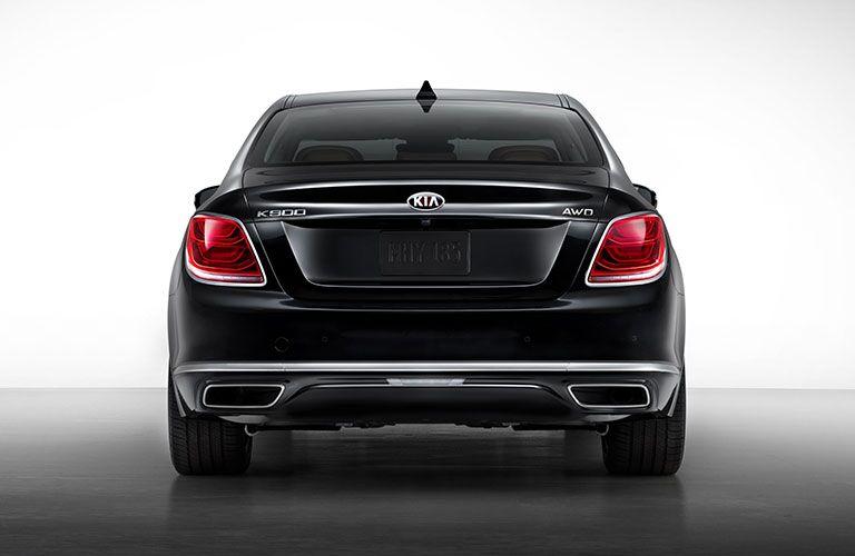 2020 Kia K900 rear profile