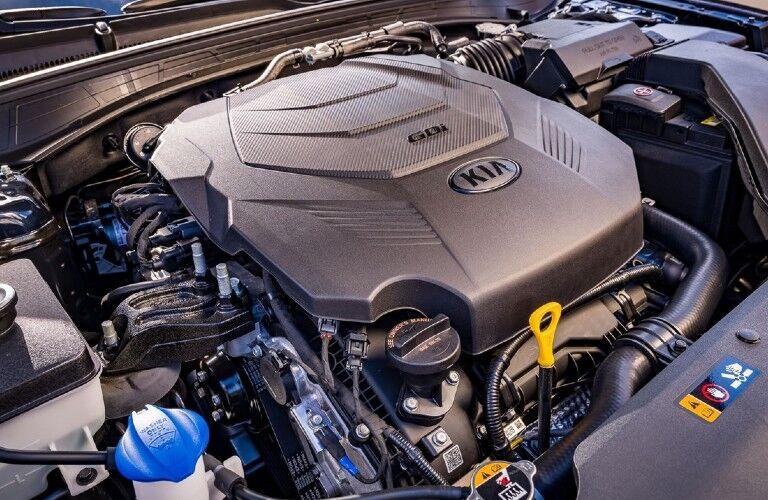 2020 Kia Cadenza 3.3-liter V6 engine