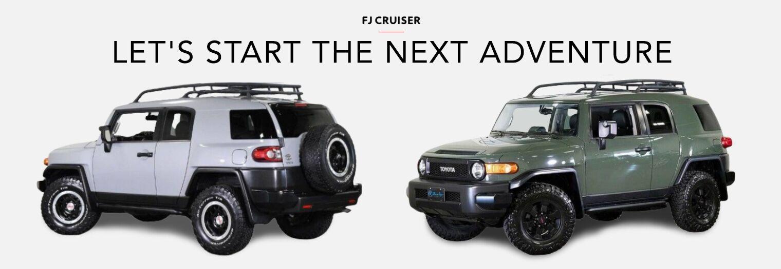 Buy  Toyota FJ Frisco TX