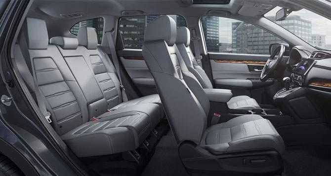 CR-V Seats