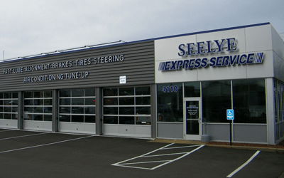 Seelye Express Store Front
