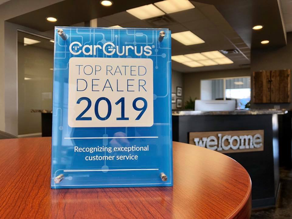 cargurus award for richmond car and truck center