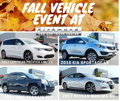 Fall Vehicle Event