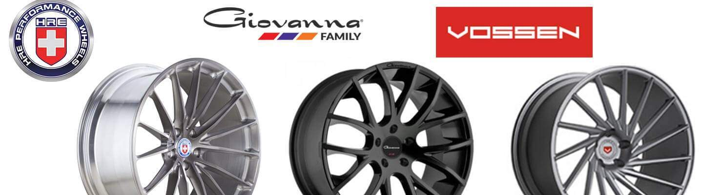 Luxury Vehicle Rims & Accessories SV Motorsport