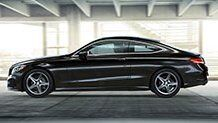 C-Class Coupe at Cardenas Metroplex