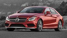 CLS Coupe at Cardenas Metroplex