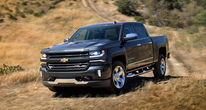 2018 Chevrolet Silverado 1500 Safety