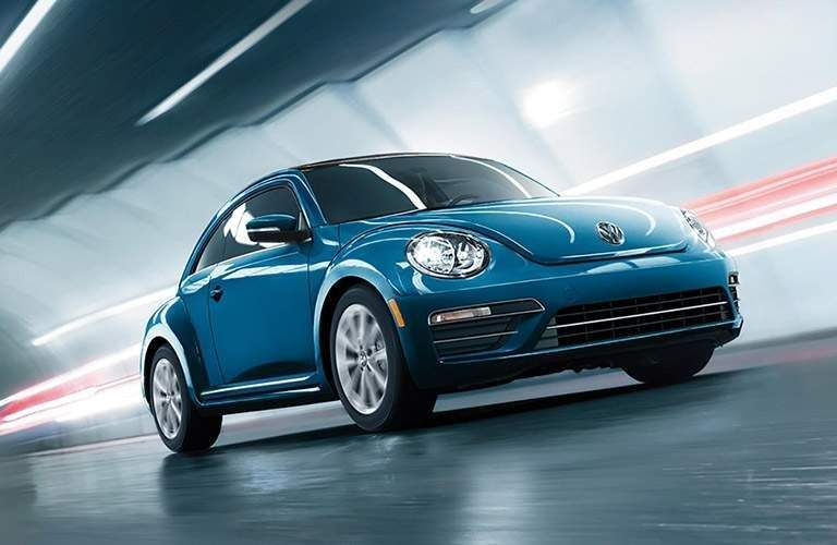 2018 Volkswagen Beetle Blue Color Option
