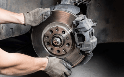 Brake replacement discount
