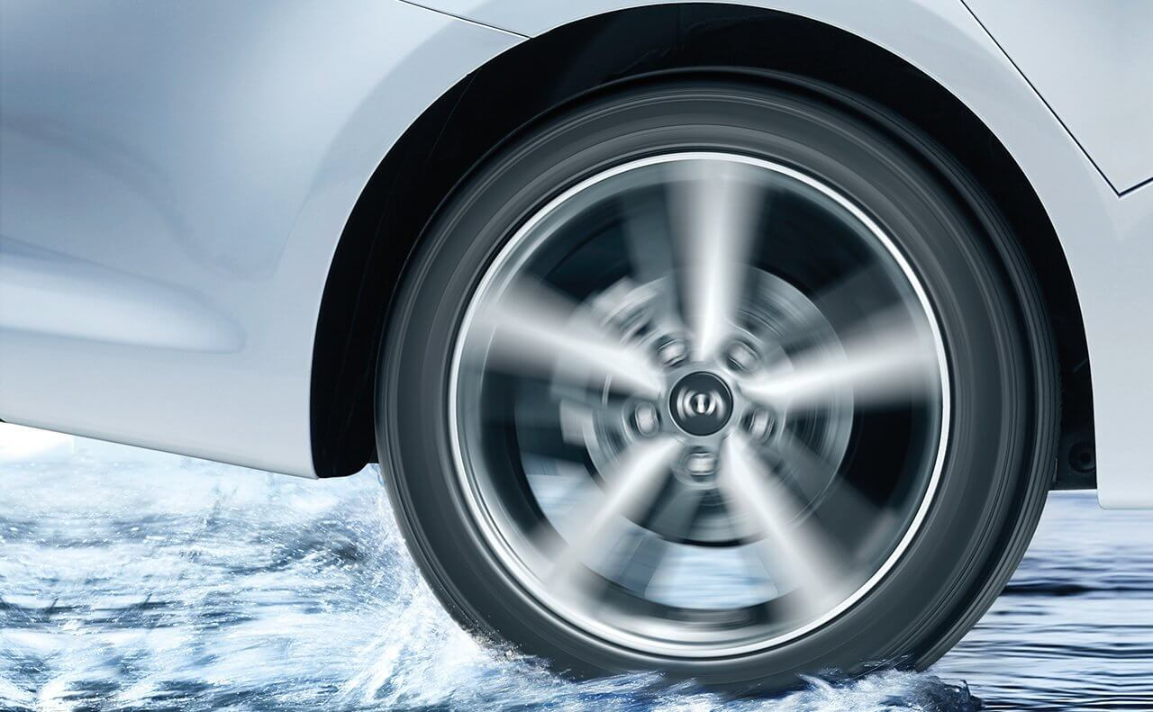 Purchase new KIA tires in Toms River