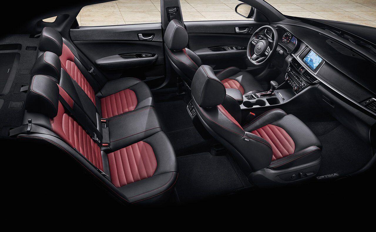 2019 Kia Optima Interior