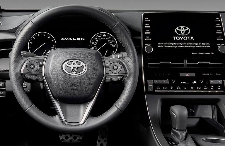 2019 Toyota Avalon steering wheel