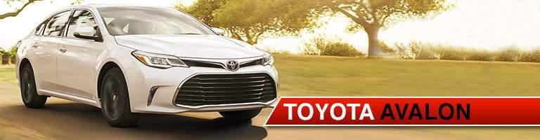 2018 Toyota Avalon Full-size sedan englewood cliffs, nj