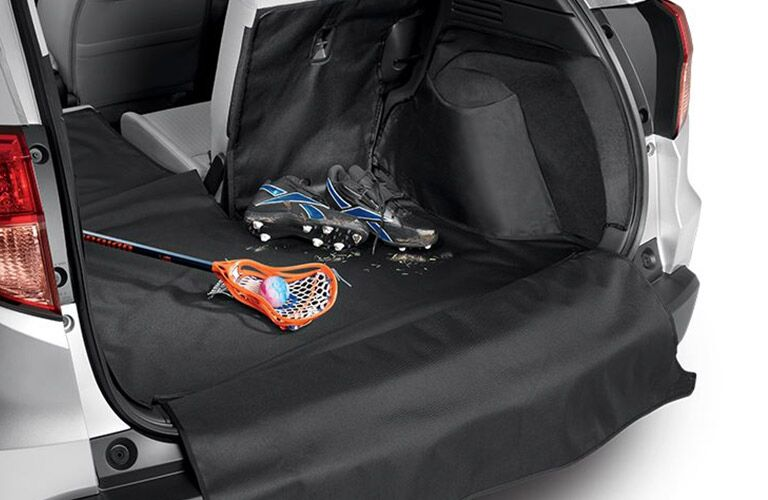 rear cargo space in the 2019 Honda HR-V