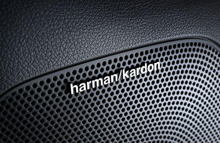 2020 Kia Sportage Harman/Kardon audio system