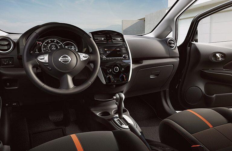 2017 Nissan Versa features