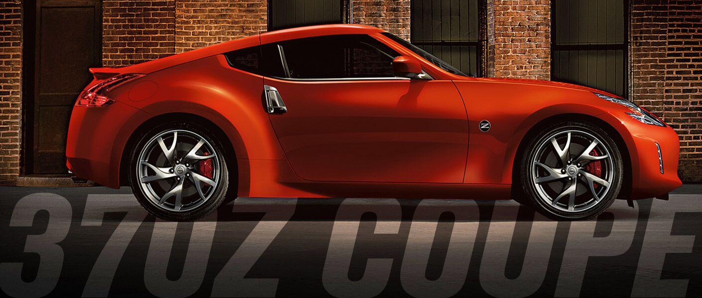 2016 Nissan 370Z Coupe Dayton Ohio