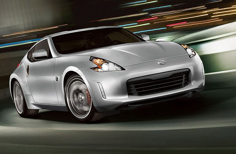 2017 Nissan 370Z exterior style
