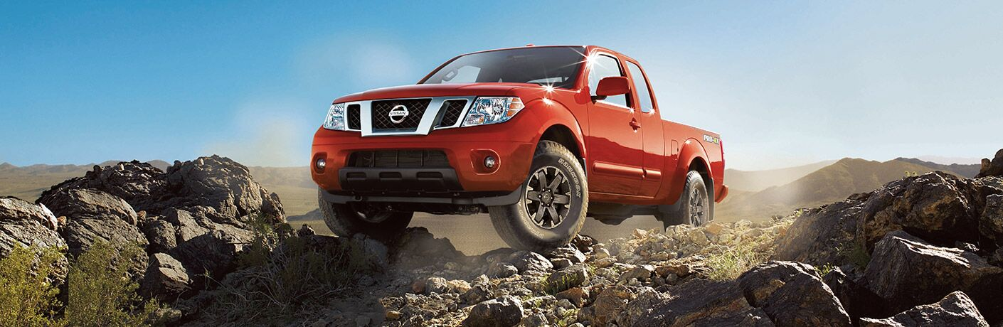 2017 Nissan Frontier Dayton, OH