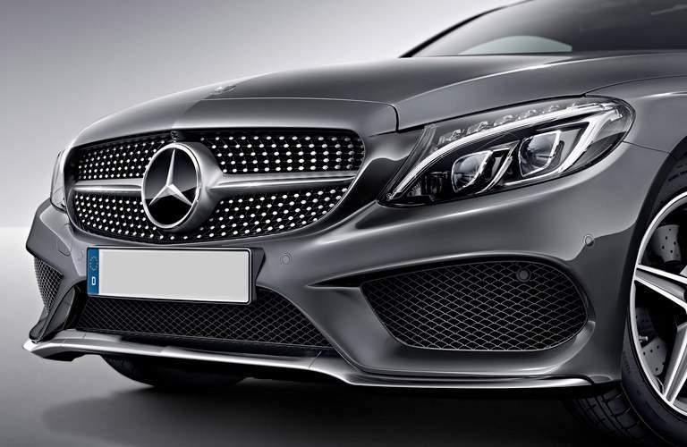 2017 Mercedes-Benz C-Class grille
