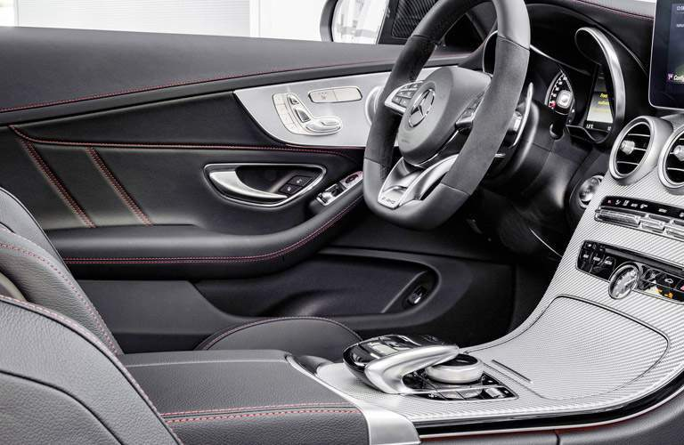 2017 Mercedes-Benz C-Class driver's side