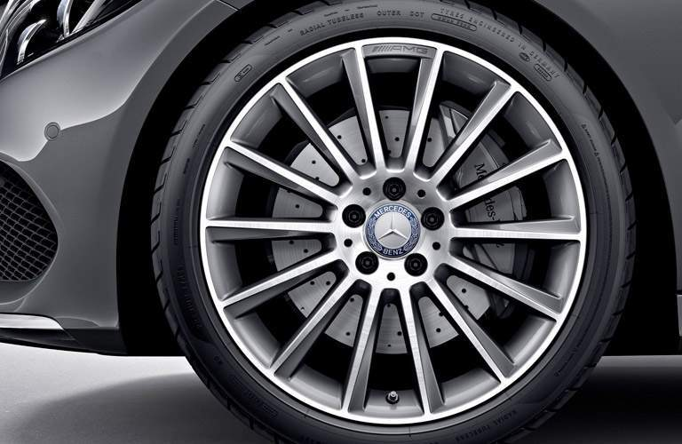 2017 Mercedes-Benz C-Class wheel