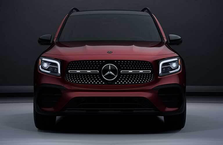 2020 Mercedes-Benz GLB Exterior Front Fascia